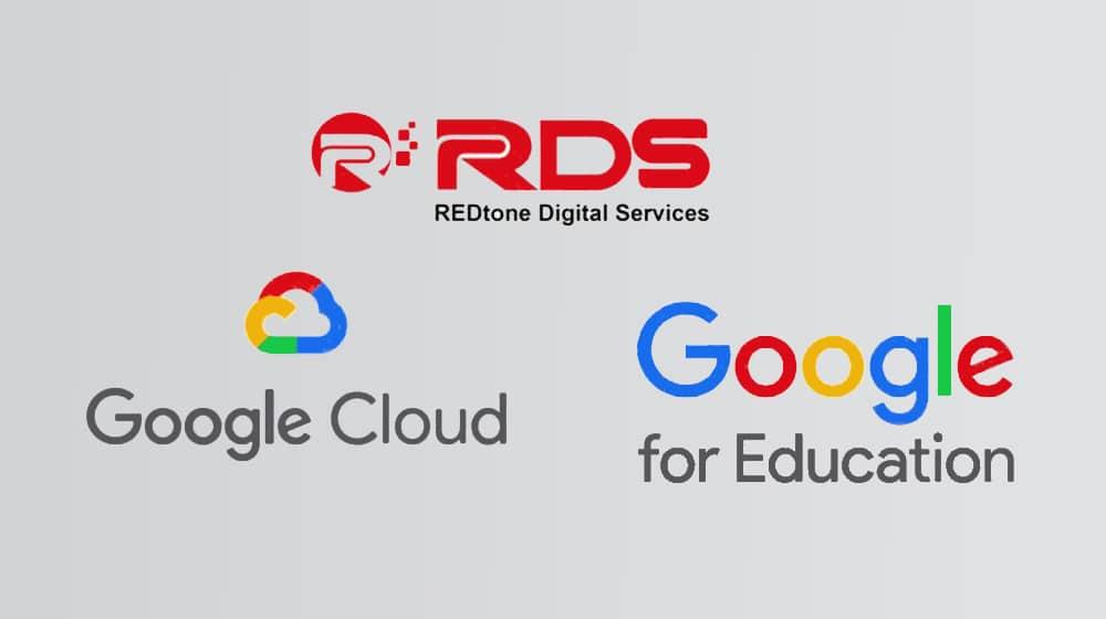 REDtone Digital Services Announces the Launch of a Google Cloud Program in Pakistan